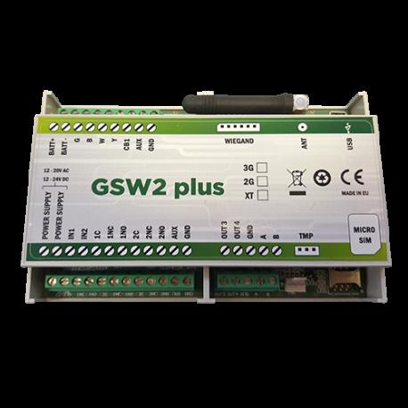 Módulo GSM domotica GSW2Plus