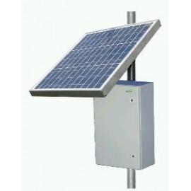 Sistema automo Solar 12V 30W