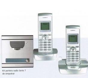 Porteros automaticos precios latest tcs psc portero - Portero automatico inalambrico ...