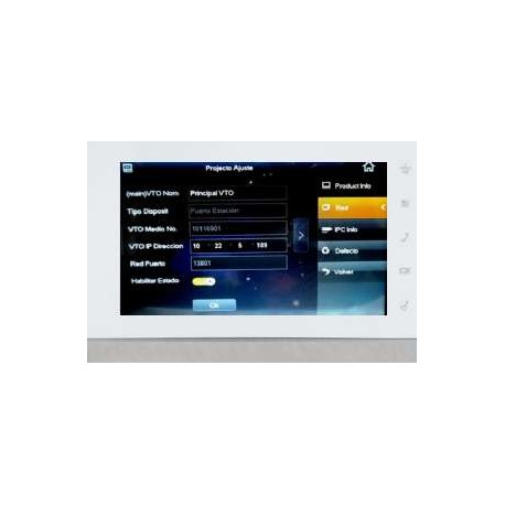 Kit Videoportero IP Smartphone
