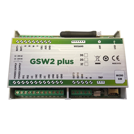 Portero inalámbrico GSM